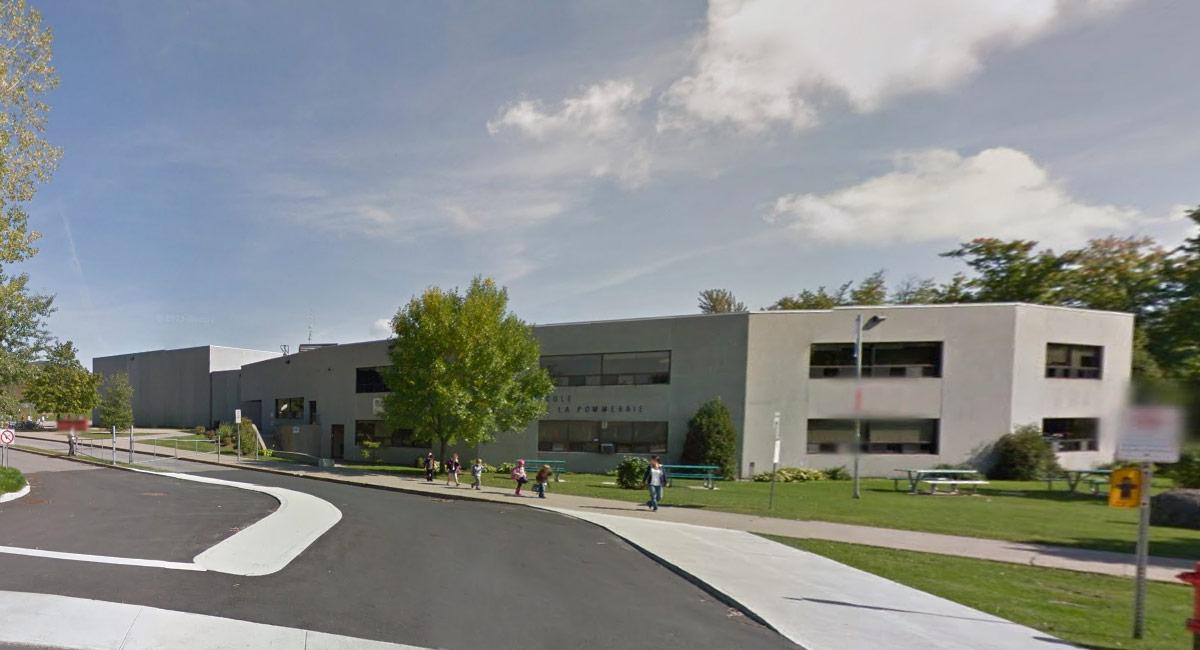 École de la Pommeraie - Mont-St-Hilaire - Écoles de karaté Sankudo