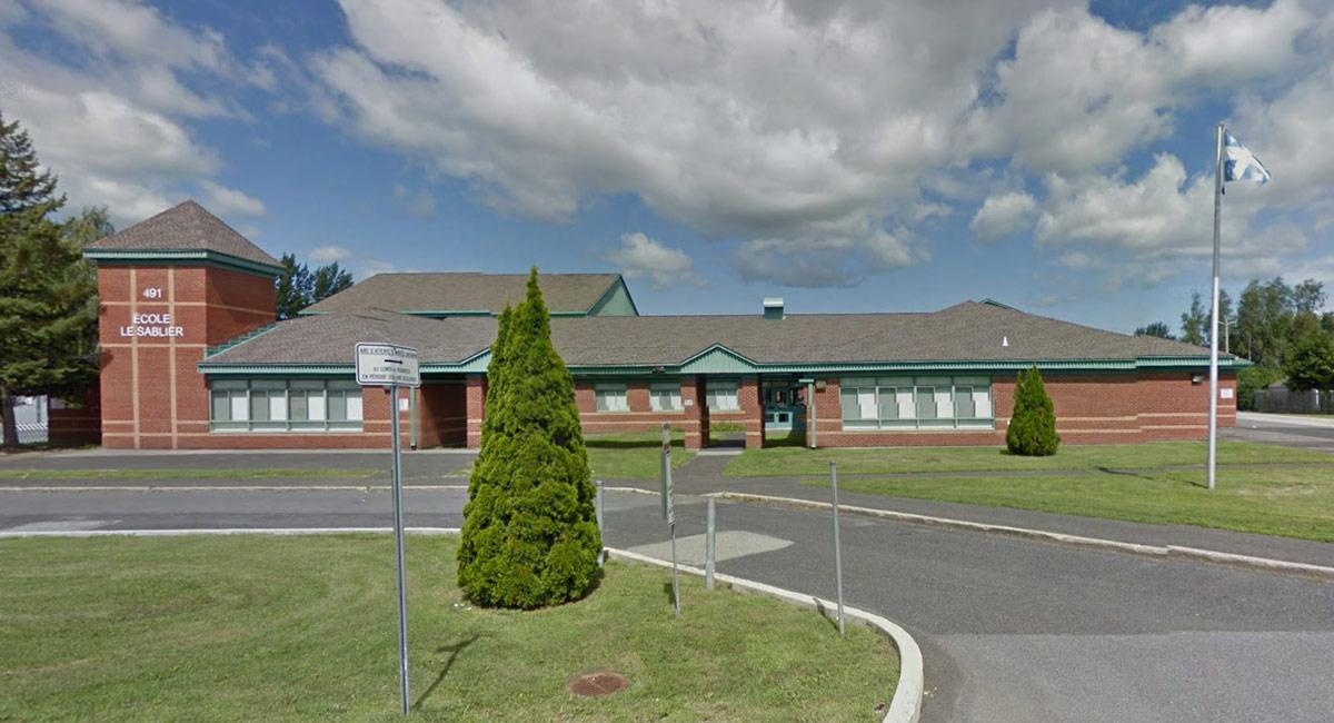 École le Sablier - St-Amable - Écoles de karaté Sankudo
