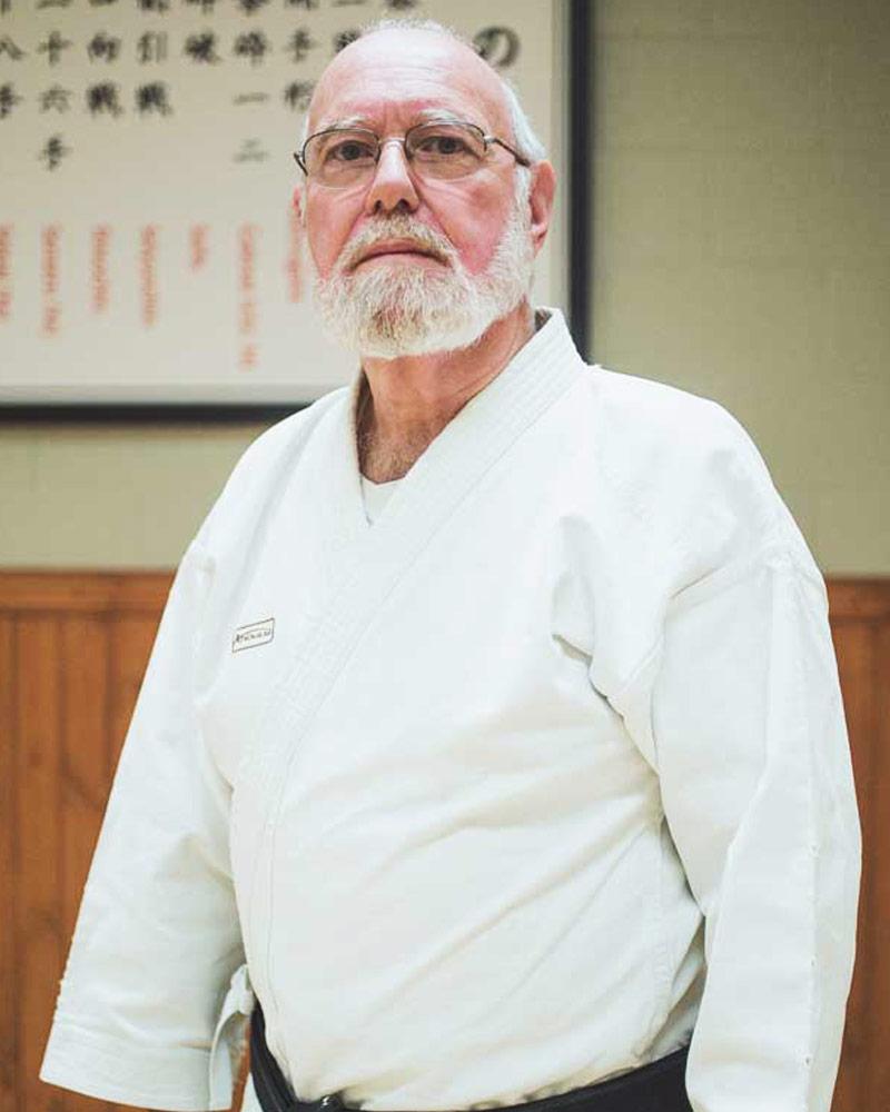 François Passemard, instructeur - Écoles de karaté Sankudo